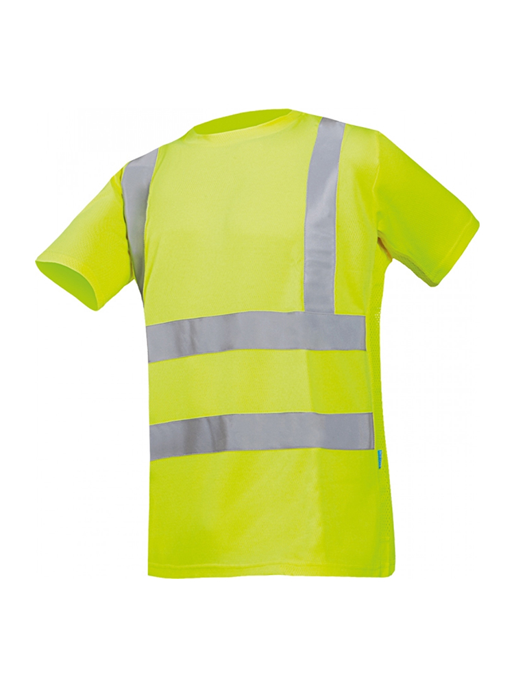 Image of T-SHIRT LIVERPOOL HI-VIS CXS 46-10-31