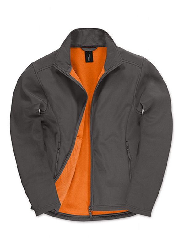 Image of B&C SOFTSHELL JACKET-JUI6 ID.701