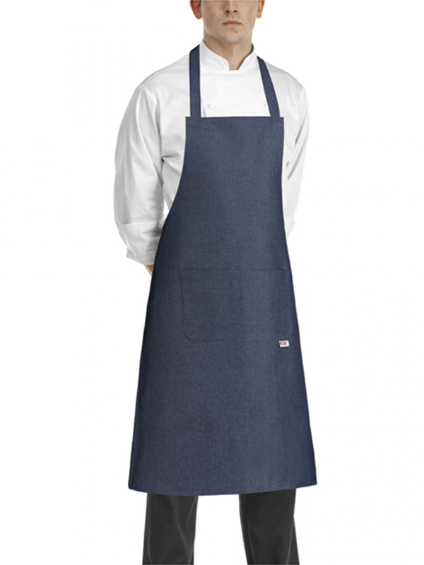 Image of BIP APRON 60% COTTON-40% POLYESTER 6103070F EGOCHEF
