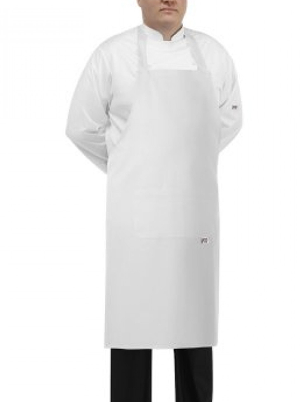 Image of ΠΟΔΙΑ 1904 001A BIG APRON 100%COT EGO CHEF