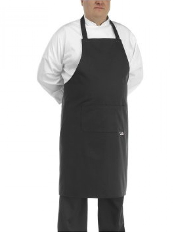 Image of ΠΟΔΙΑ 1904 002C BIG APRON 65%POL-35%COT EGO CHEF