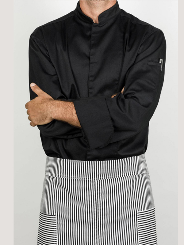 Image of ΠΟΔΙΑ ΜΕΣΗΣ CHEF STRIPE KOOK
