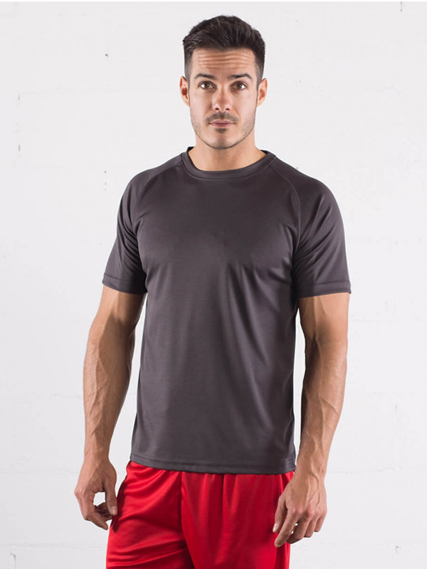 Image of T-SHIRT RUNNING MEN SP100 SPRINTEX